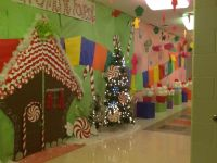 Candy Land Hall Decorations | Candy Land Decorations ...