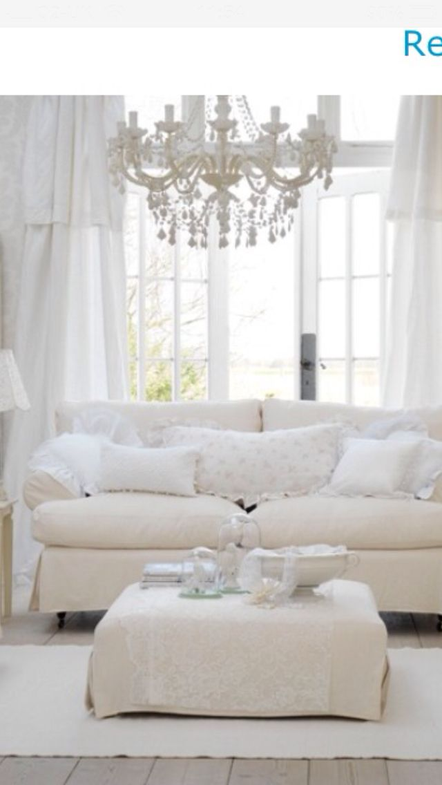 37 Dream Shabby Chic Living Room Designs Shabby chic living room - country chic living room