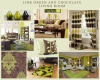 Lime Green Living Room Decor