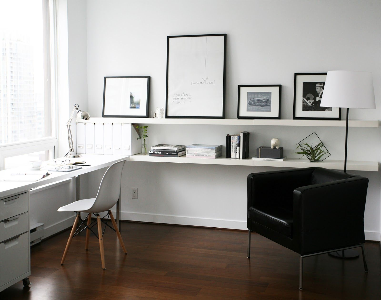 Ikea Home Office Youtube My Continuous Ikea Lack Shelves Interiors Styling