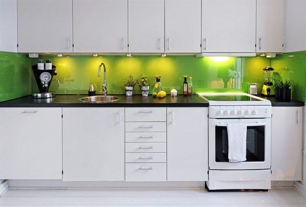 White Green Kitchen Ideas White And Green Kitchen | Kitchen | Pinterest | Green Kitchen