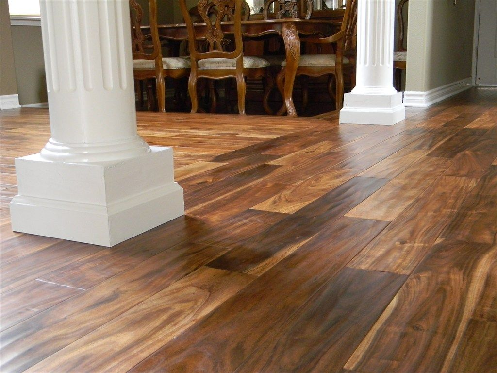 Acacia Floors Is Not Inexpensive The Price Really