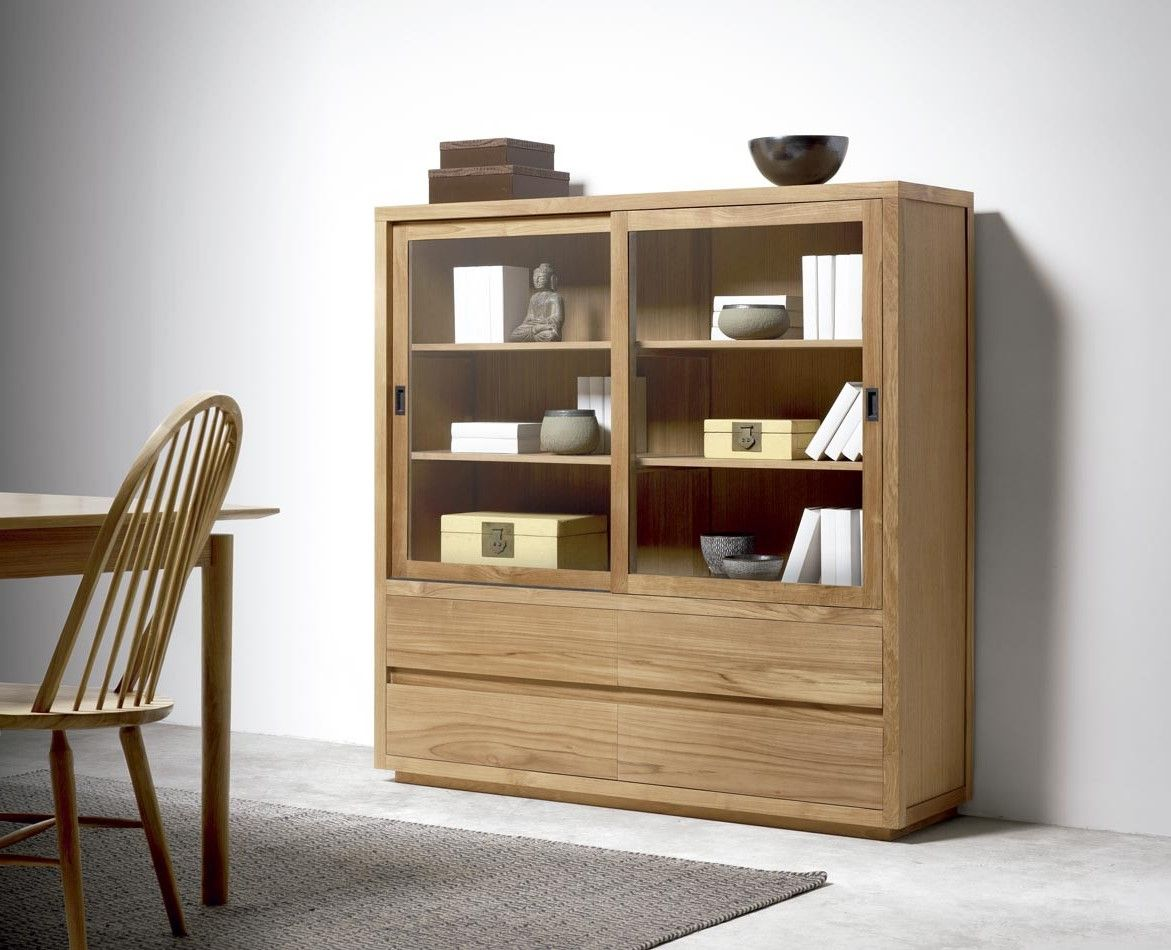 Vitrinas Para Salon Comedor   Mueble De Salón Estilo Moderno En ...