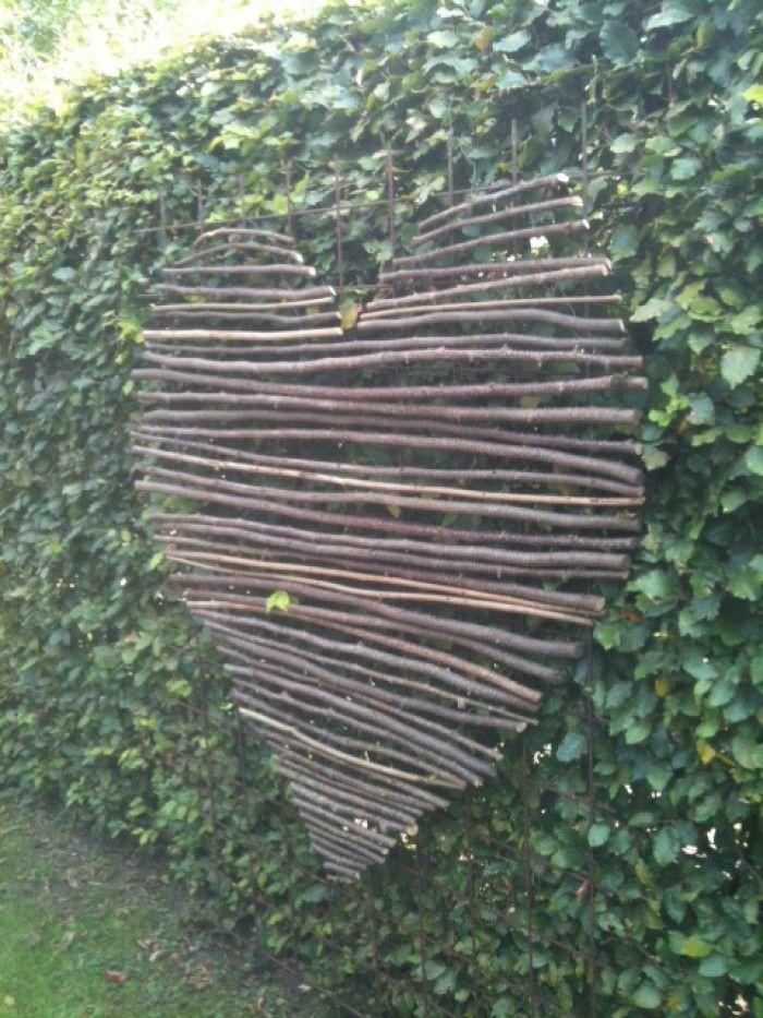 Schöne und günstige Idee für den Garten und ganz leicht zu basteln - tolle ideen fur den garten