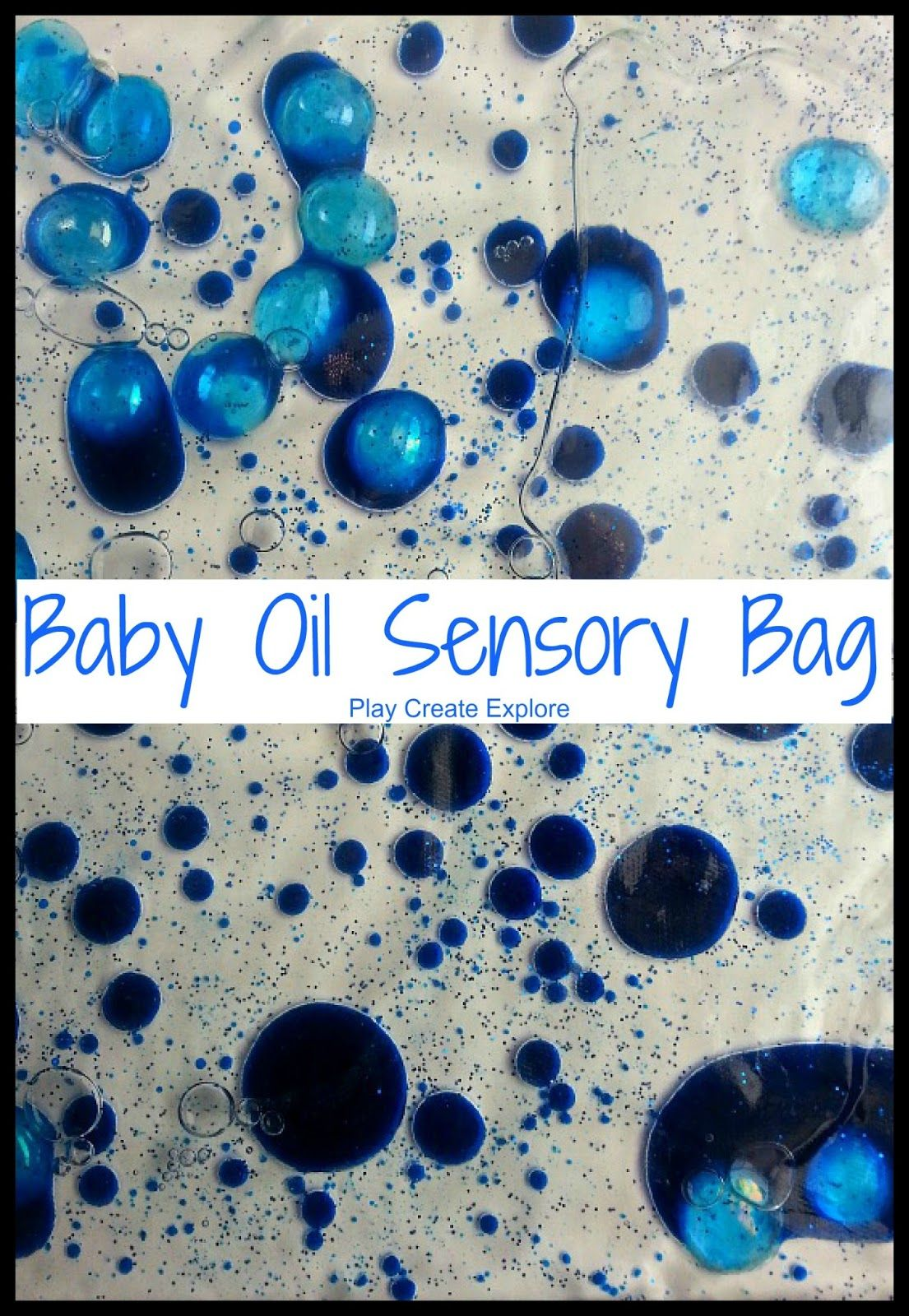 Ziploc Beutel Baby Sensory Bags On Pinterest Infant Sensory Baby