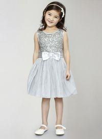 Younger Girls Silver Sequin Tutu Dress - BHS | Bridesmaids ...