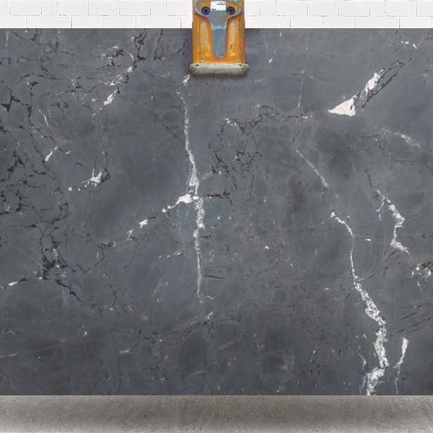 Negresco Honed Leathered Granite For Perimeter Kitchen Kitchen Negresco Leathered Granite Slabs - Block 16t504 - Size