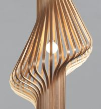 Do You Like To Have A handmade Wooden Lamp? | Wooden lamp ...