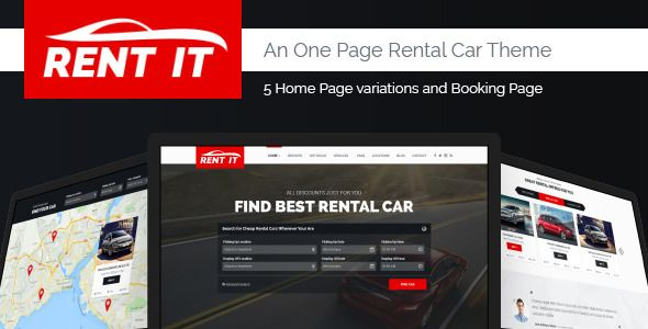 Rent It - Car Rental Management PSD Theme - https\/\/themekeeper - rental management template