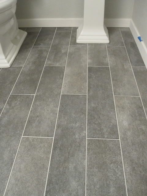 17 Best Images About Home: Hall Bath Floor Tile On Pinterest