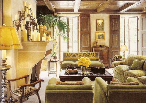Tuscan Living Room Design Contemporary Tuscan Style Living Room - tuscan style living room