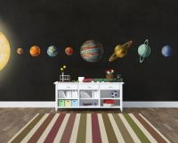 'Solar System' (Wall Mural). Product Code: MM0244M. # ...
