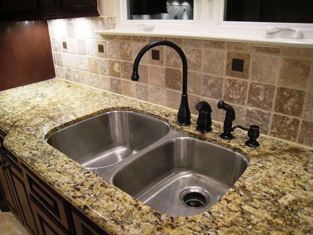 Kitchen Faucets For Granite Countertops Kitchen Sinks With Granite Countertops Kitchen Sink