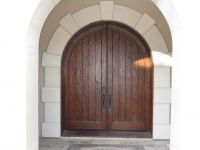 Simple Decorate Double Front Doors Design Ideas With