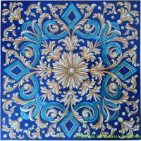 Hand painted Italian Ceramic Tiles | Italian Ceramics ...