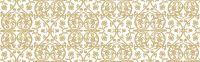 Unique Wallpaper Designs | ... White & Gold Wallpaper ...