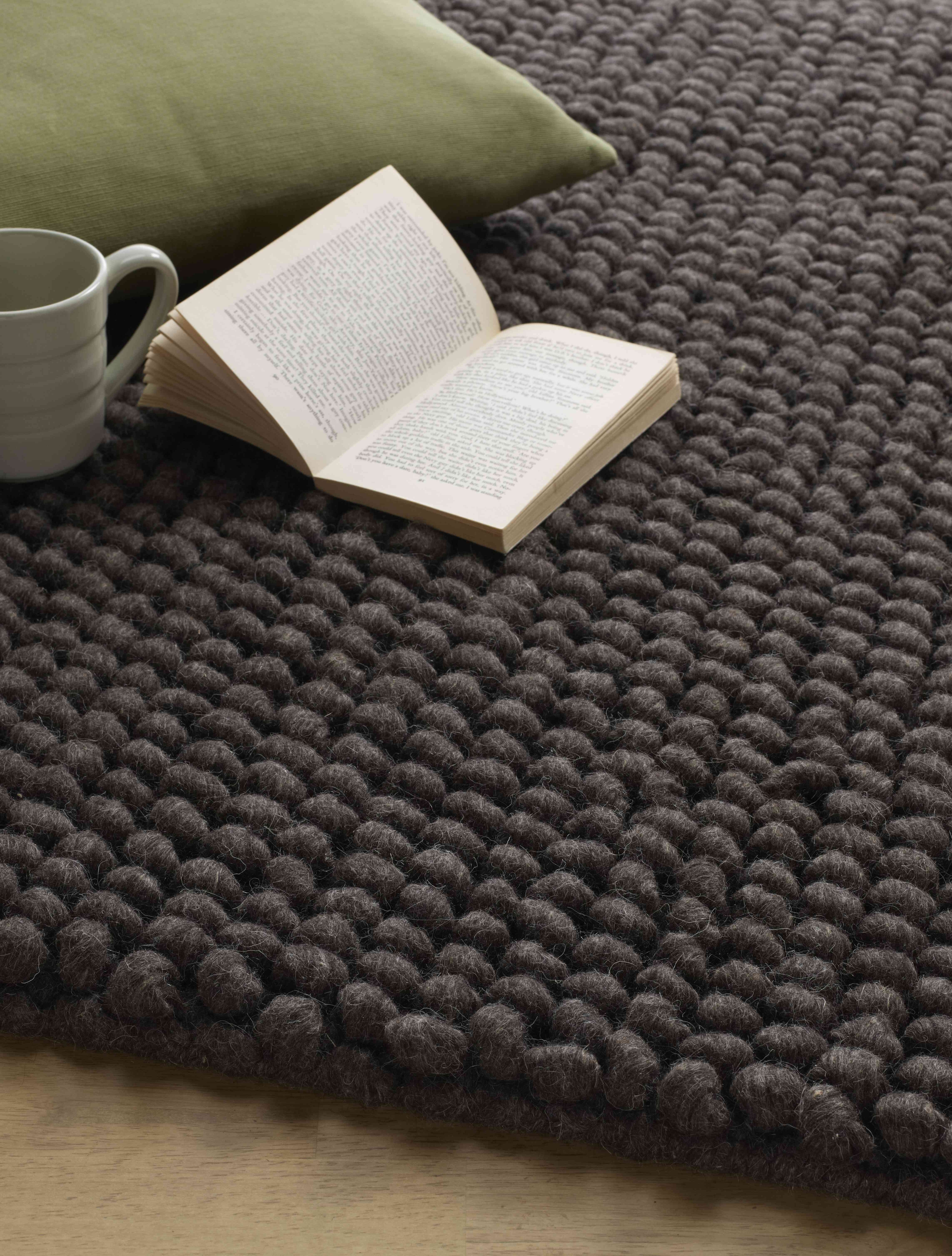 Charcoal Carpet Bedroom Jacaranda 39s Pebbles Charcoal Hand Woven Rug House
