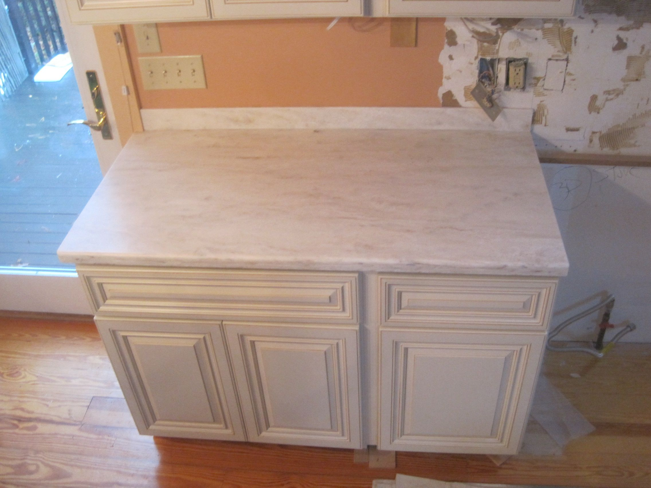 How To Clean Corian Sinks And Countertops Also Corian Quotwitch Hazel Quot Countertop Kitchen