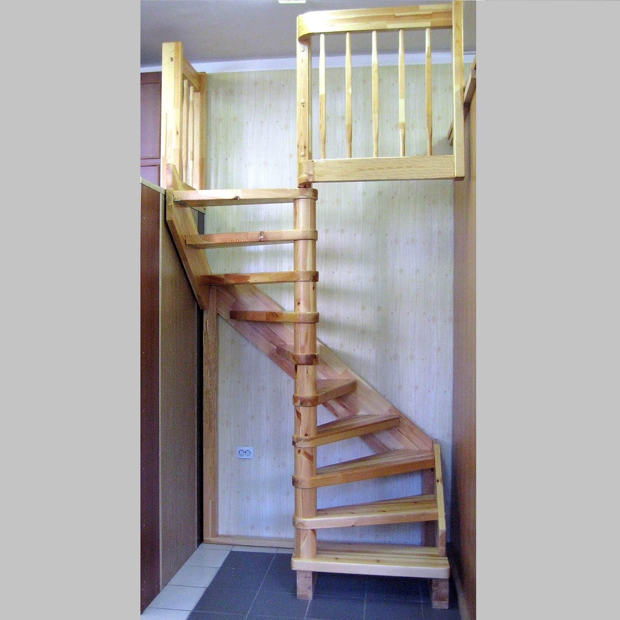 Staircase Designs For Small Spaces Rustic Natural Wooden Spiral Stairs For Small Space For
