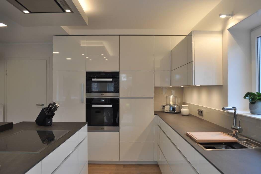 Wohnideen, Interior Design, Einrichtungsideen \ Bilder - moderne kuche praktische kuchengerate