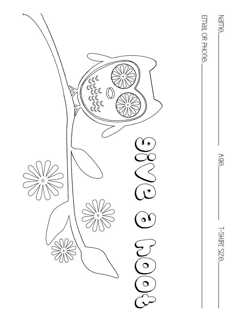 coloring pages 365