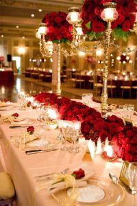 30 Spectacular Winter Wedding Table Setting Ideas ...