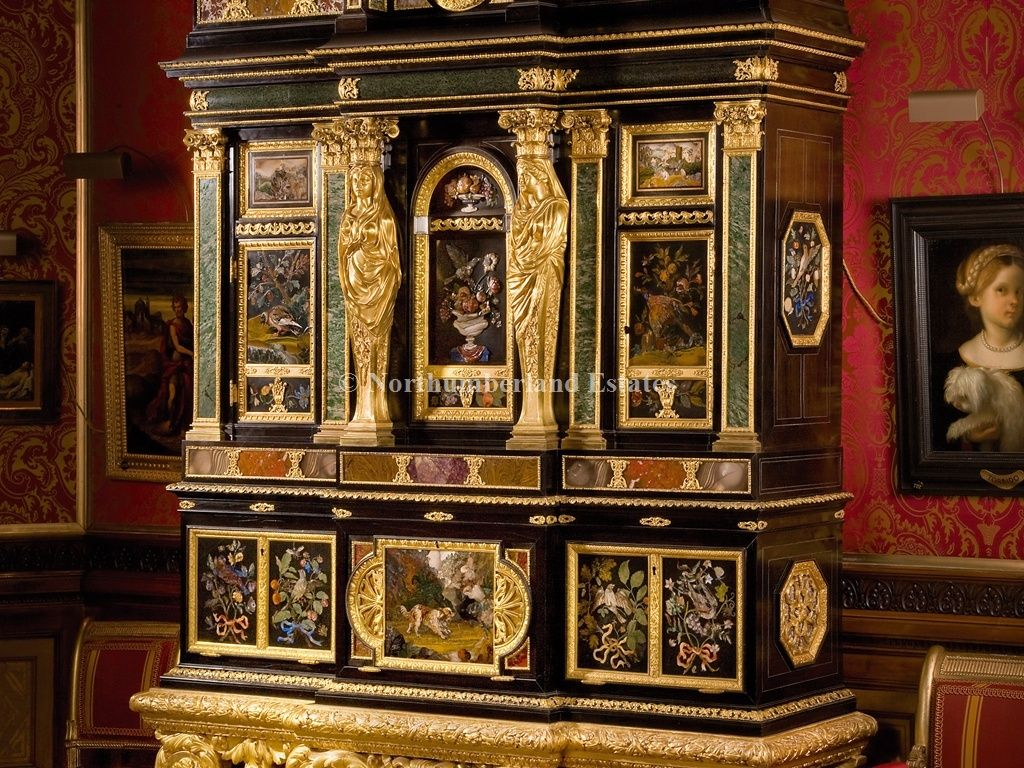 Louis The 14th Furniture Made In The Late 17th Century For Louis Xiv For His Palace