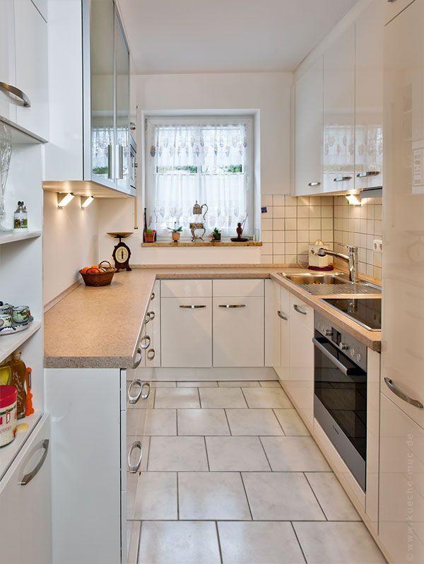 Small Kitchen Home - Kitchen Pinterest - schmale fenster kuechen gestaltung