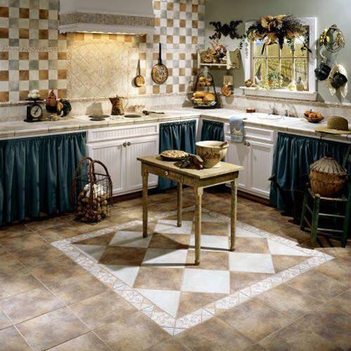 Kitchen Floor Tile Patterns Home Projects - Indoor Pinterest - kitchen floor tiles ideas