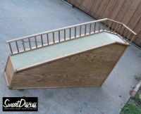 Dog Ramp For Bed Dog Bed Ramps Build | Dog Ramp ...