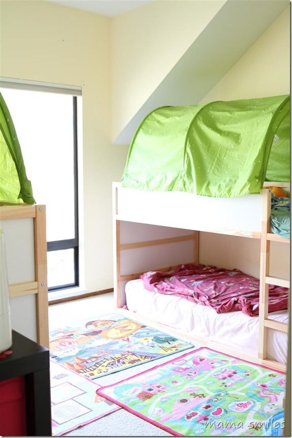 Small Single Beds For Small Rooms Tips For Small Space Living: How To Fit Four Beds In One