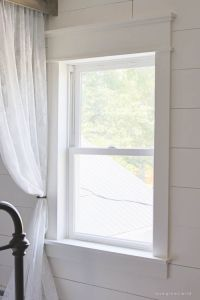 Farmhouse Window Trim | Window, Learning and Window trims