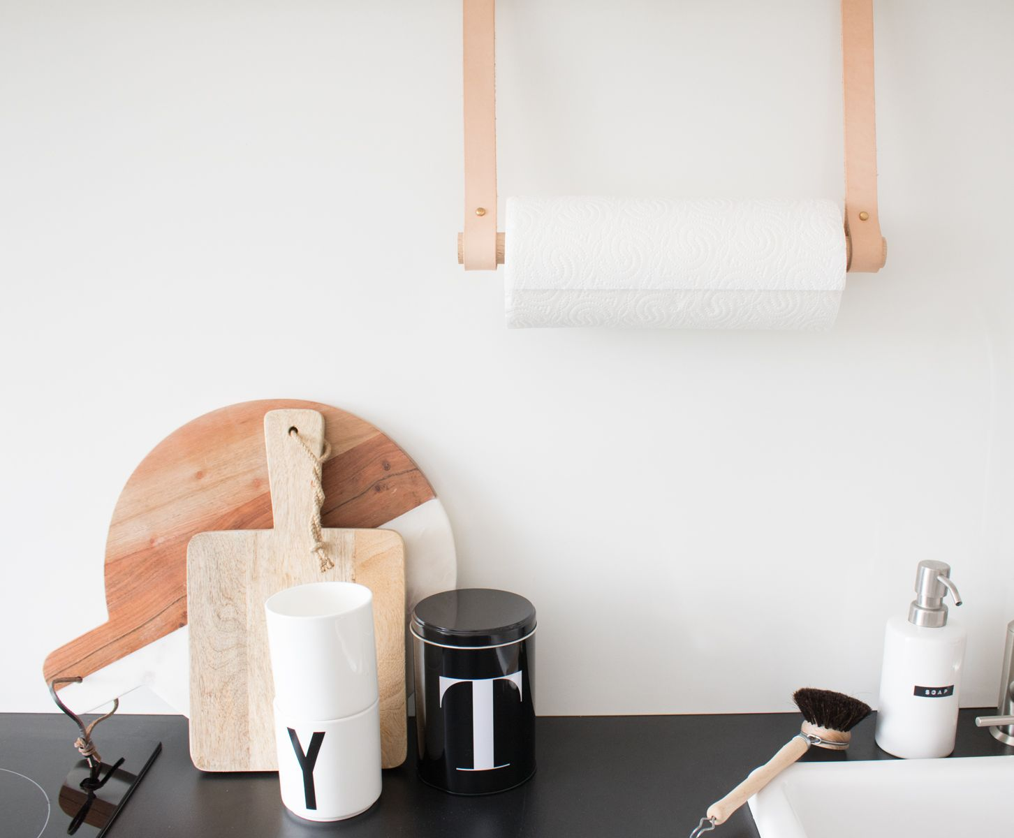 Zewa Rolle Diy Diy Interior Interiors And Paper Towel Holders