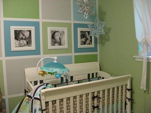 Baby Kinderzimmer einrichten - Tipps für junge Eltern Baby - kinderzimmer gestalten junge