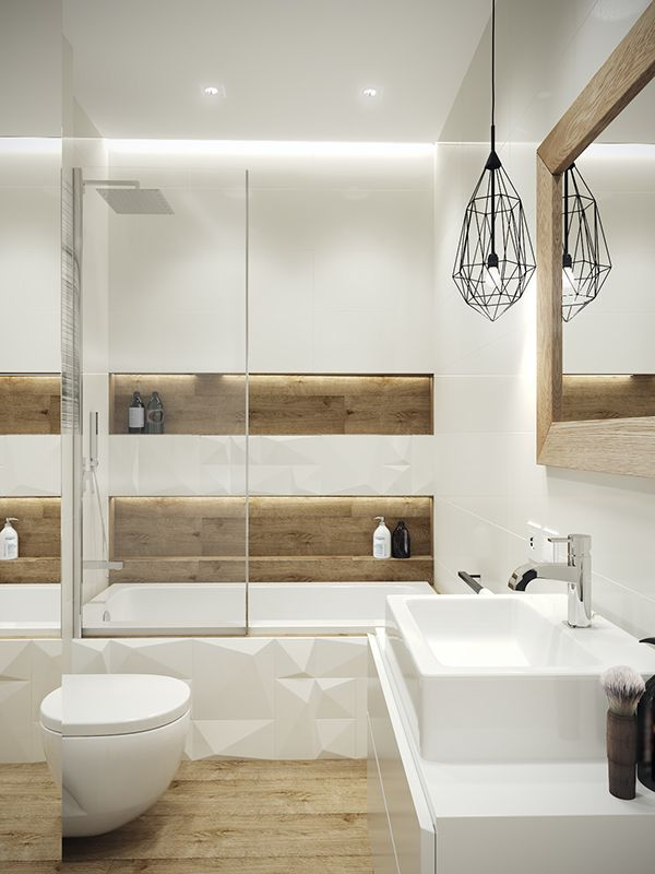 Cosy, elegant and functional bathroom which is only 4,5m2 - badezimmer 5m2