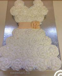 Bridal shower cupcakes | cake ideas | Pinterest | Bridal ...