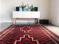 5x8' Vintage Persian Rug Bedroom Rug Area Rug Living Room ...