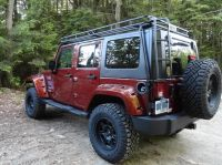 Gobi vs. Garvin Wilderness Roof racks - JeepForum.com ...
