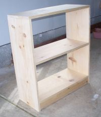 How to build Small Bookshelf Plans PDF woodworking plans ...