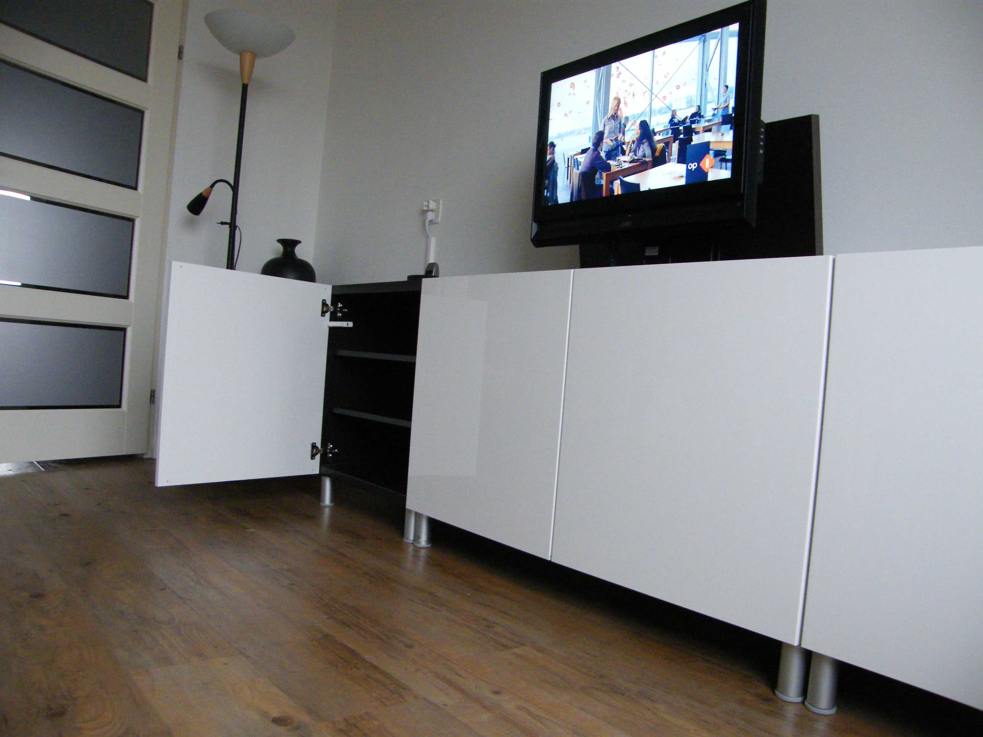 Ikea Rangements Besta Ikea Besta Tv Lift Diy Furniture Pinterest Ikea