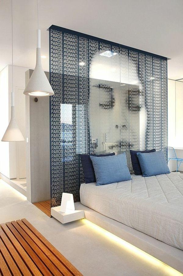 fertiggardinen gardinen ideen moderne vorhänge schiebegardinen - schlafzimmer gardinen ideen