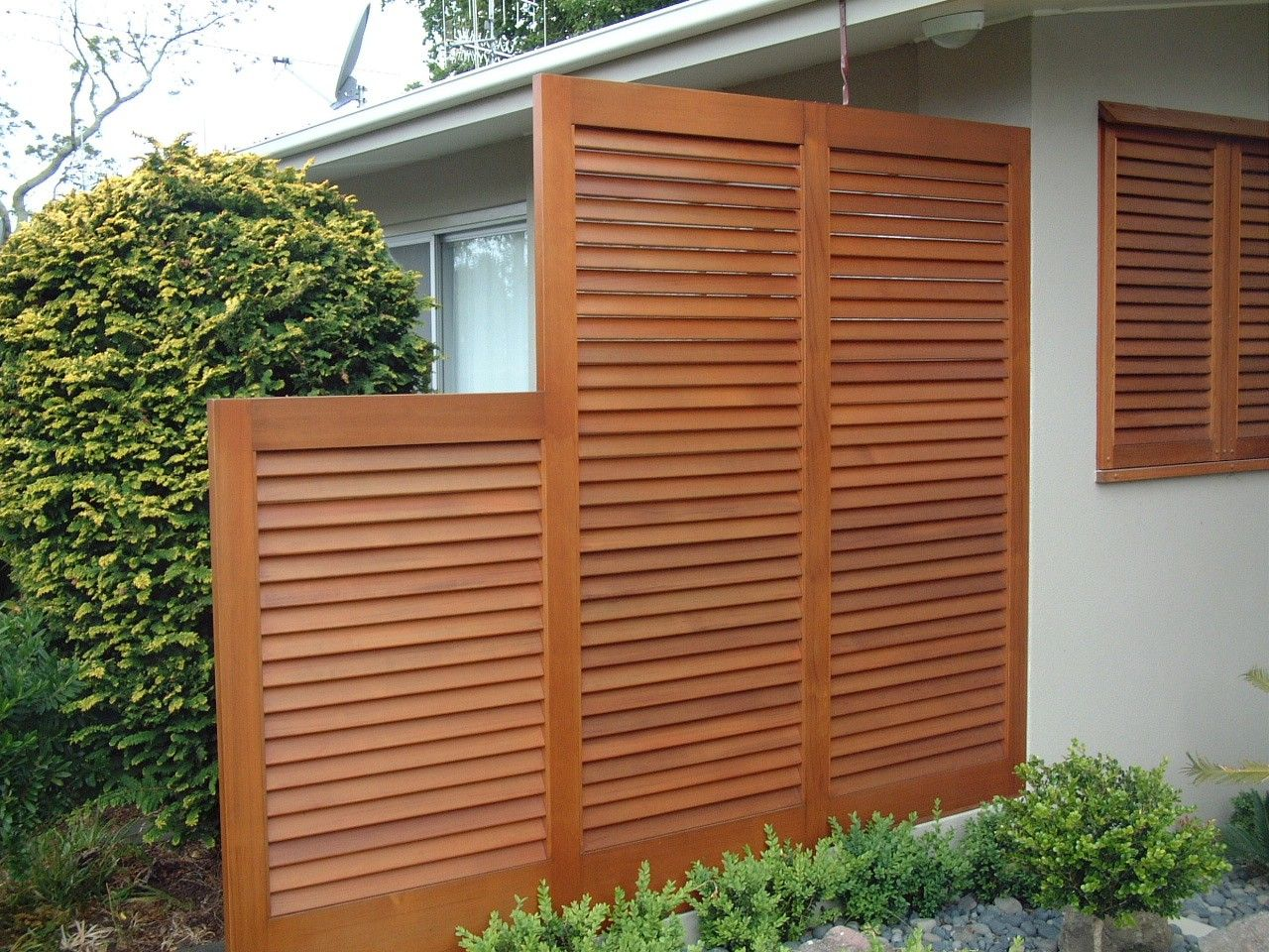Privacy Screen Ideas For Backyard Beautiful Exterior Outdoor Privacy Screens Shop At