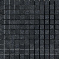 Black Granite Mosaic Tile, 2 In X 2 In Absolute Black ...
