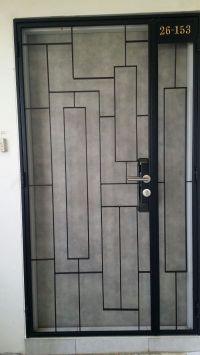 Latest design of HDB/BTO mild steel gate 3x7feet gate $680 ...