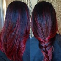 50 Striking Dark Red Hair Color Ideas  Bright Yet Elegant ...