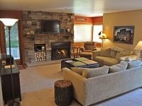 cozy living room with tv | Dream House Ideas | Pinterest ...
