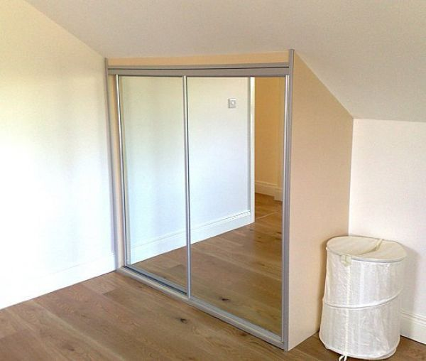 Ikea Wardrobe Under Eaves Ikea Pax Built In For Sloped Ceiling - Google Search | Boy