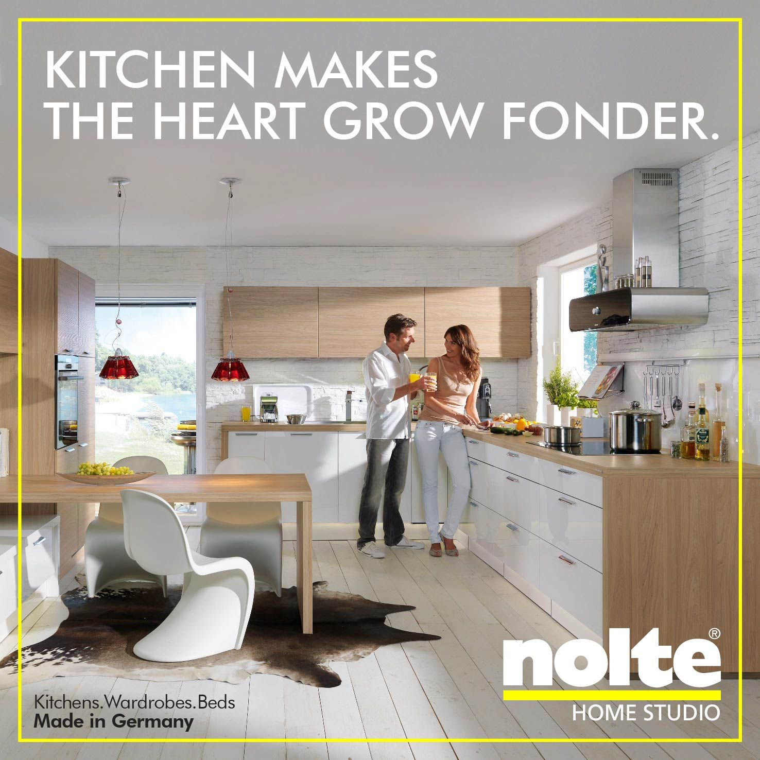 Küche Nolte Manhattan Manhattan Kitchens An L Shaped Kitchen With A Large Capacity For