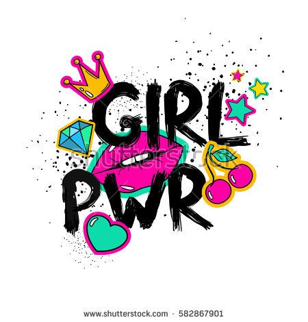 Girlish Wallpapers With Quotes Image Result For Free Images And Clipart Girl Power Girl