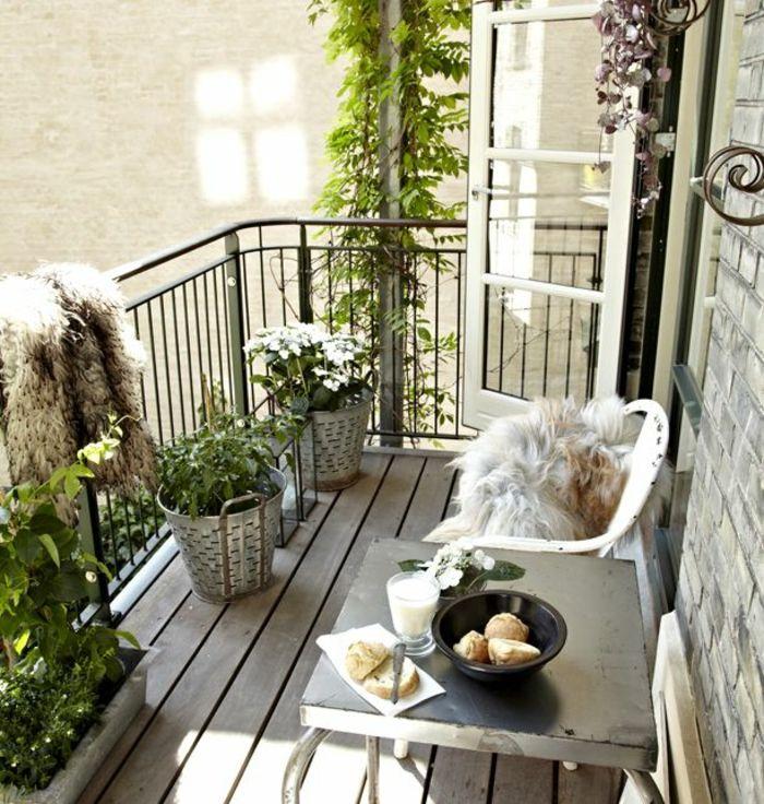 25 Tipps und Tricks, wie Sie Ihre Terrasse neu gestalten Balkon - kleine terrasse gestalten